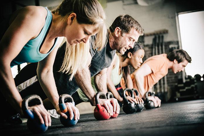 Własne ciało zamiast siłowni? Tak, to możliwe