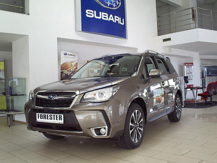 Poznaj Subaru od strony bezpieczeństwa