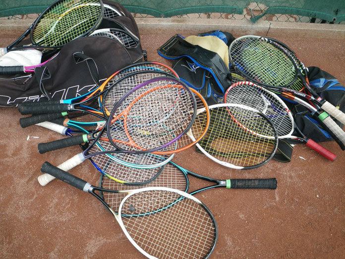 Wybór idealnej rakiety tenisowej