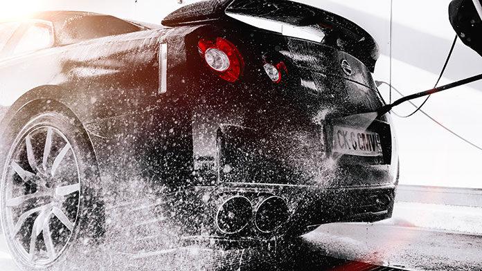 Myjnia samochodowa Bytom