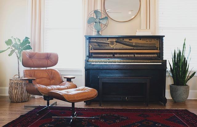Komfortowe fotele do salonu – przegląd najmodniejszych modeli