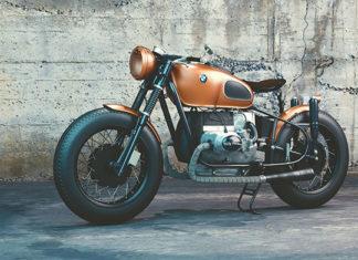 Z miłości do motocykla