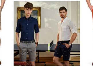 Krótkie męskie spodenki do biura i na miasto. Jak je nosić?
