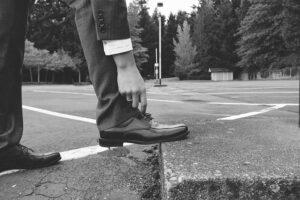 Wysokiej klasy obuwie