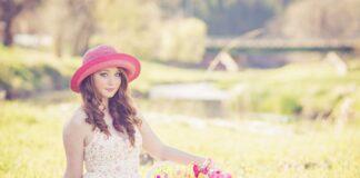 sukienka na wiosnę i lato