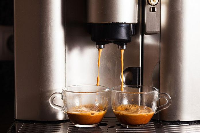 Mały ekspres do kawy