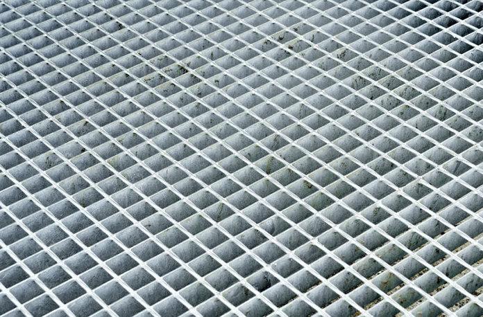 stopnice metalowe